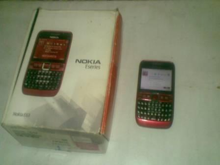 Jual 3 hp Nokia, 5610 xpressmusic,6120c & E63