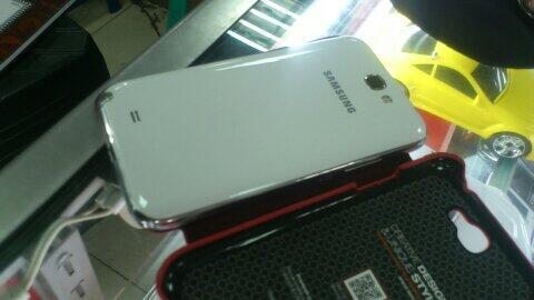 Samsung Galaxy Note 2 / 11 N7100 White Like New