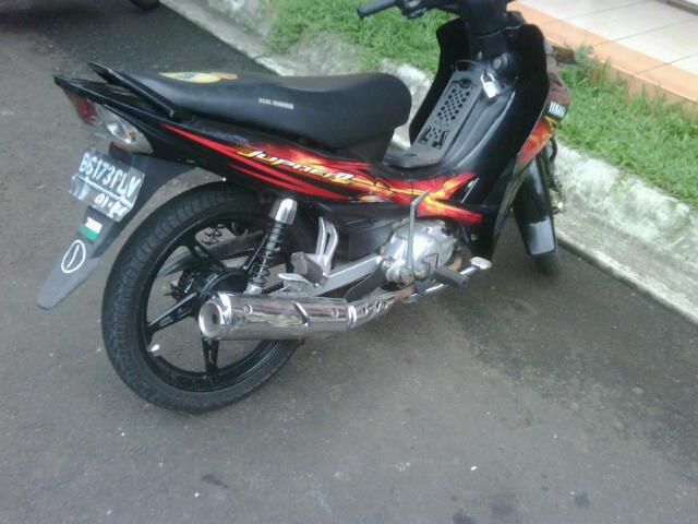 Yamaha Jupiter Z Tahun 2009