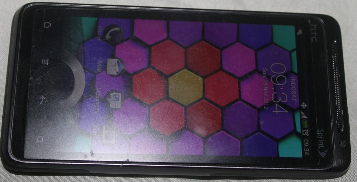 htc evo design 4g gsm-cdma semarang batangan