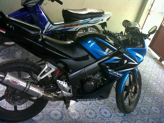 [WTS] JUAL MOTOR Honda CBR 2nd tahun 2007 Mulus
