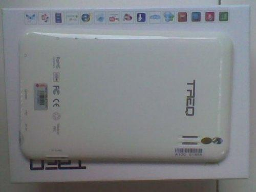 tablet pc ipad apad epad mid MERK TREQ A10C DUO 8GB HDD , ICS , DUAL CAMERA , 1GB RAM