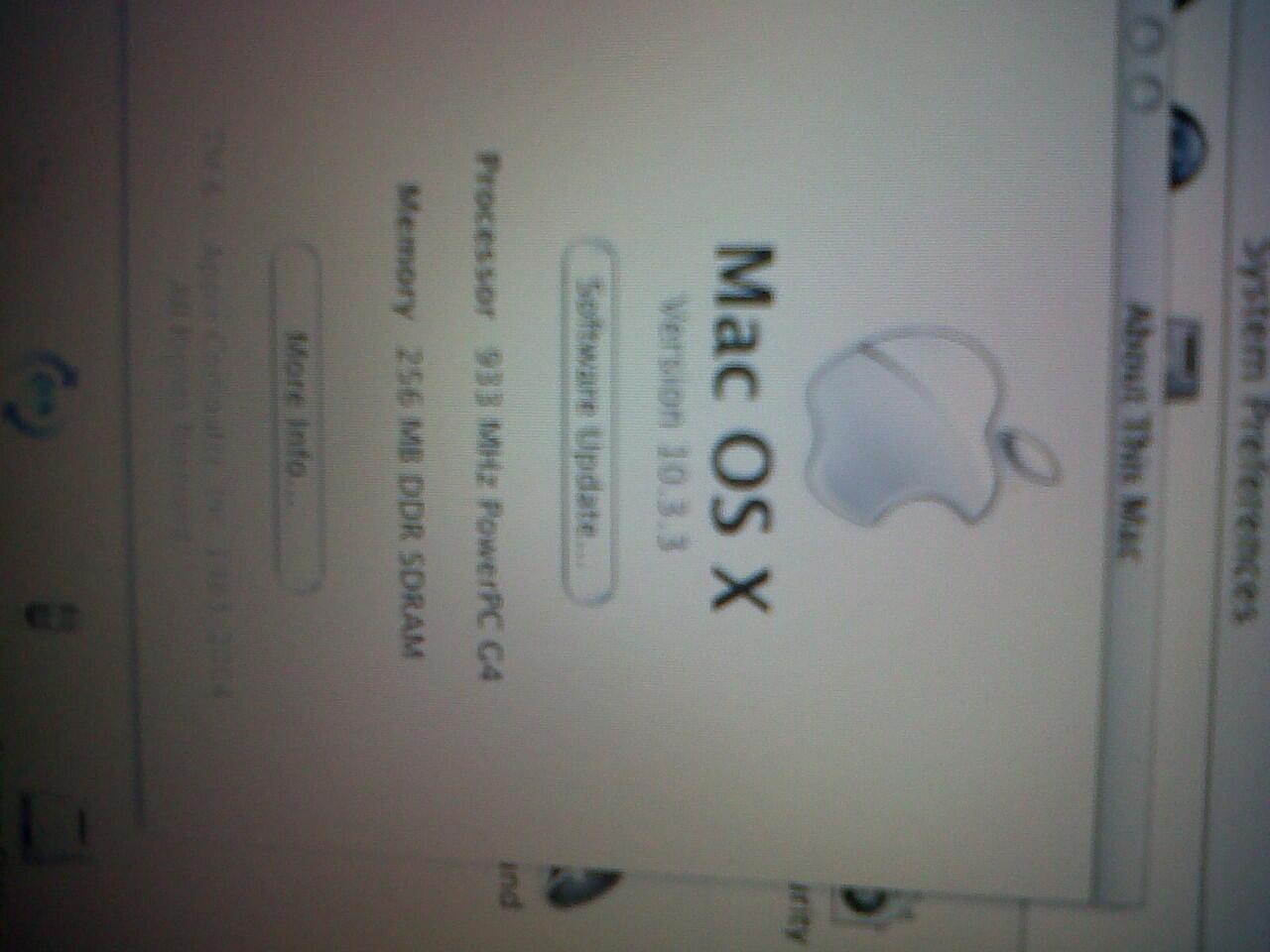 Leptop apple A1055 Murah banget