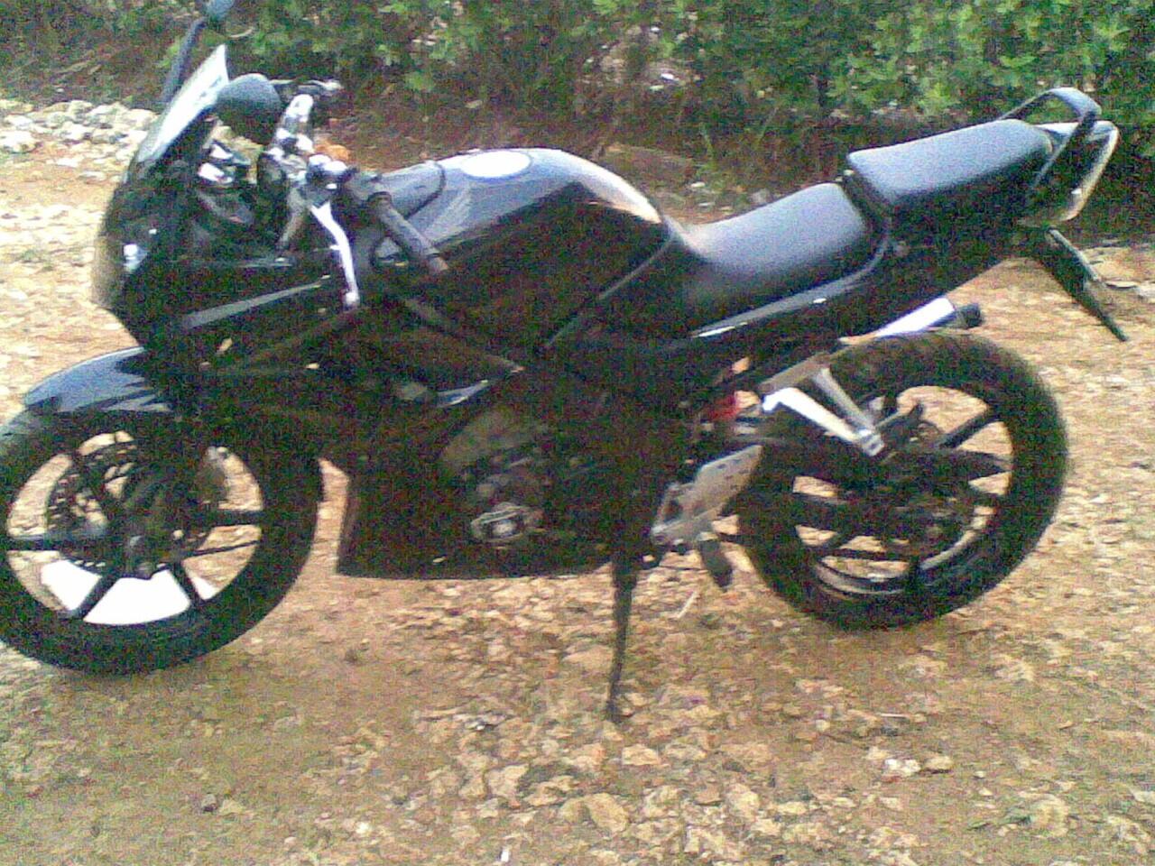 honda cbr 150cc thun 2008