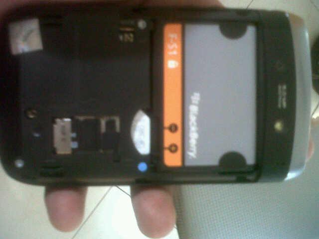 Blackberry 9810 a.k.a jenings