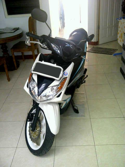 [JUAL] Yamaha Xeon 2011 Mulus, Siap Pakai & KM Very Low