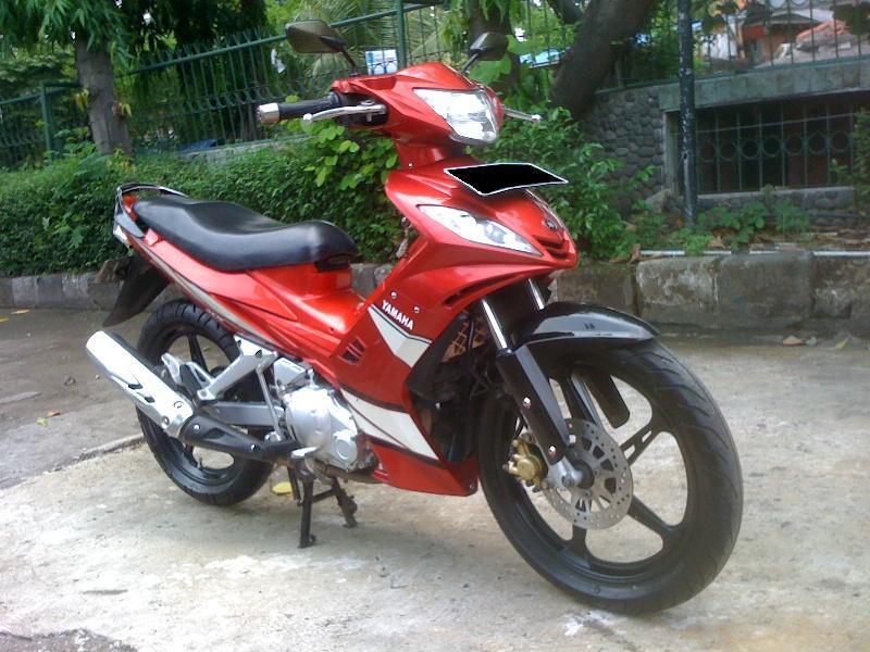 WTS: Yamaha Jupiter Mx CW 135cc Red Tahun 2006 2nd