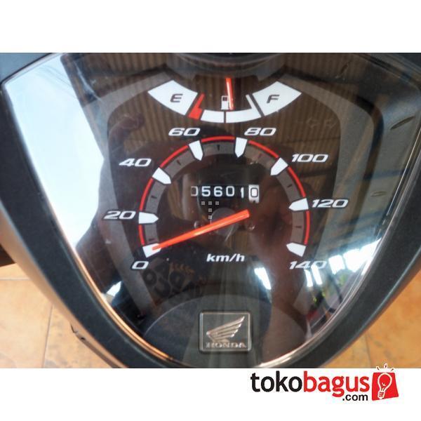 Honda spacy biru 2011