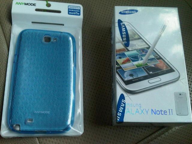 Galaxy Note 2 BNIB