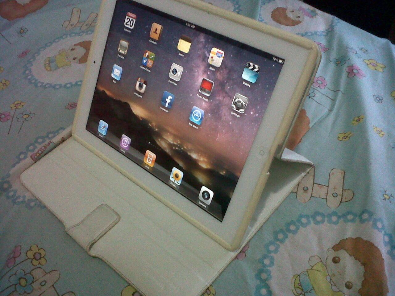 ipad 2 wifi only 32gb white
