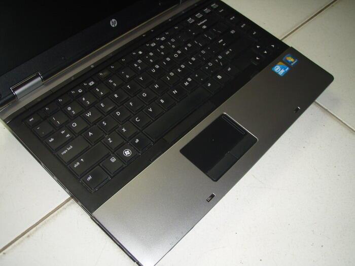 """HP Probook Core i3-350M LCD 14"""" asli mulus + kokoh banget gan...cekk...!!!"""