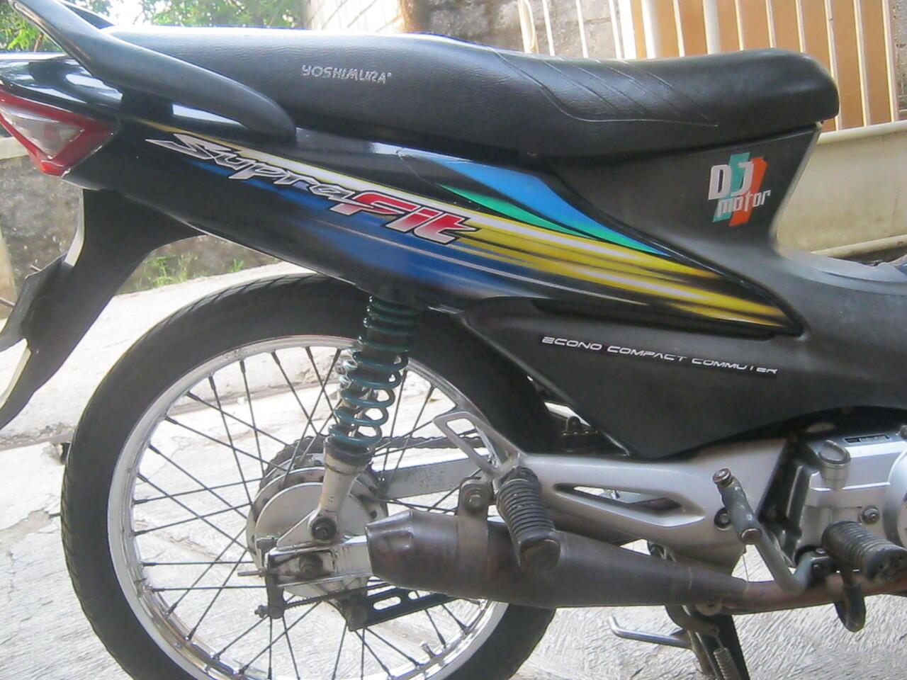 JUAL MOTOR SUPRA FIT 2006 (Bisa Nego)