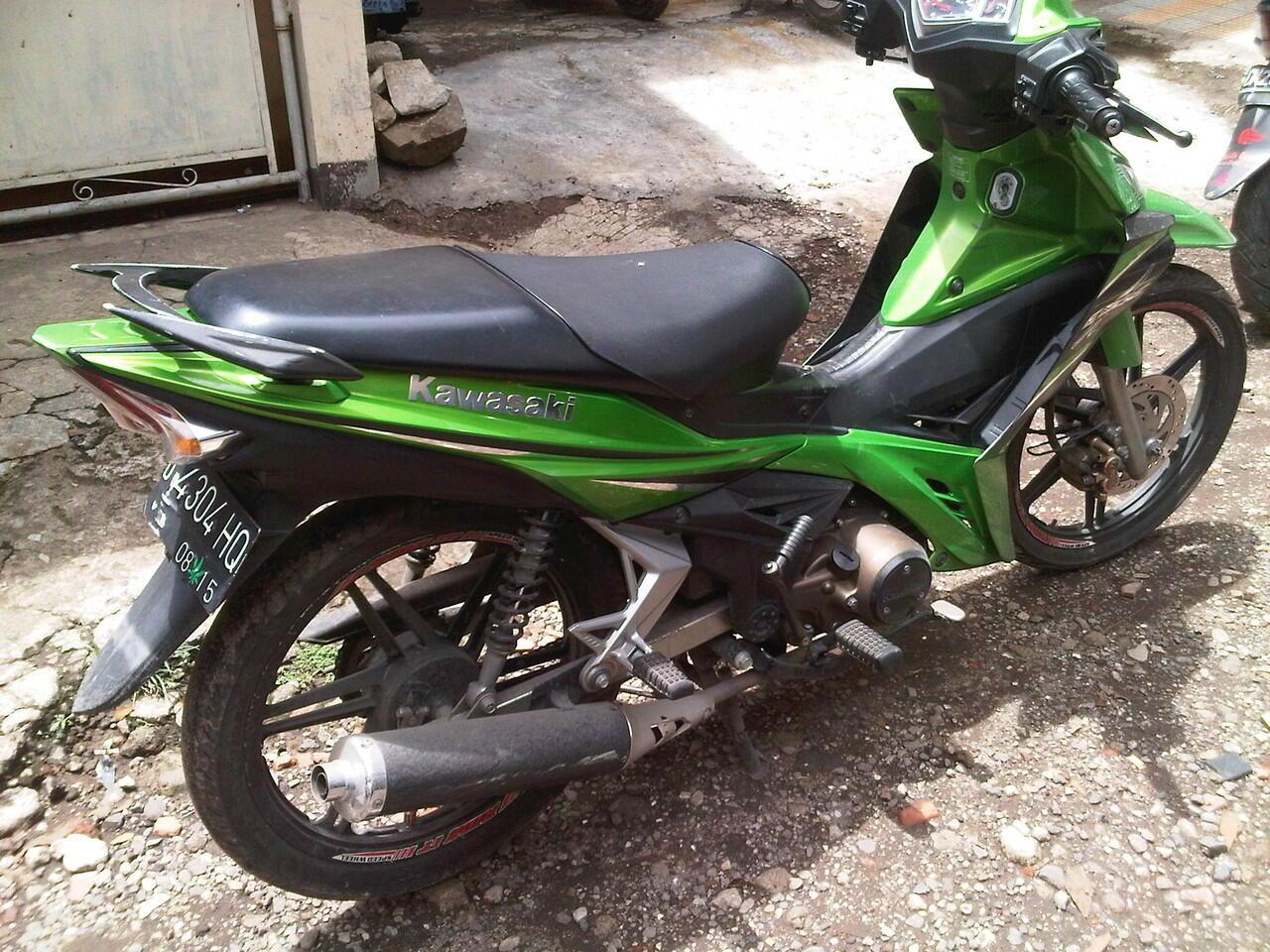 Kawasaki EDGE 2010 (Bandung)