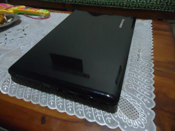 Notebook Lenovo G470 B815 ram 2GB hardisk 320GB kinyis2 like new murah aja