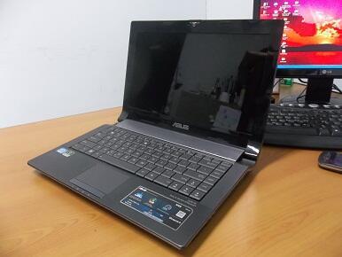 Asus N43SL Gaming, Core i5, VGA Nvidia 2GB, Ram 4GB HD 640, (Bandung)