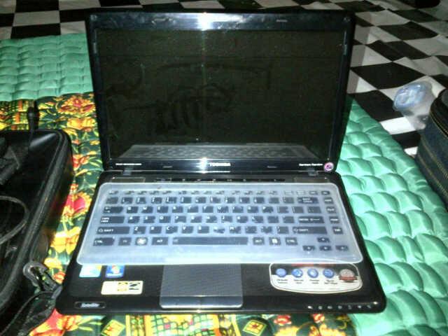 Jual Laptop Toshiba M645 Jogjakarta