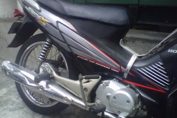 Di Jual HONDA Supra X 125 2005 Mulus Ex.Cewek Semarang