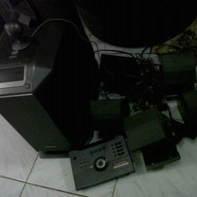 Home theater Sharp HT-CN300