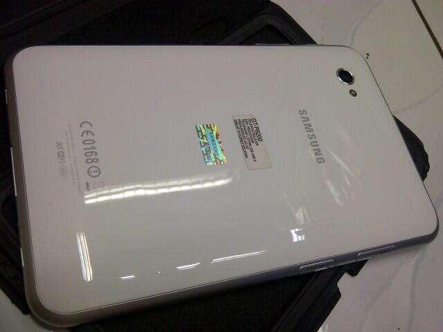 JUAL muraah Samsung P6200 Galaxy Tab 7+ white muluus 3,1jt Jakarta