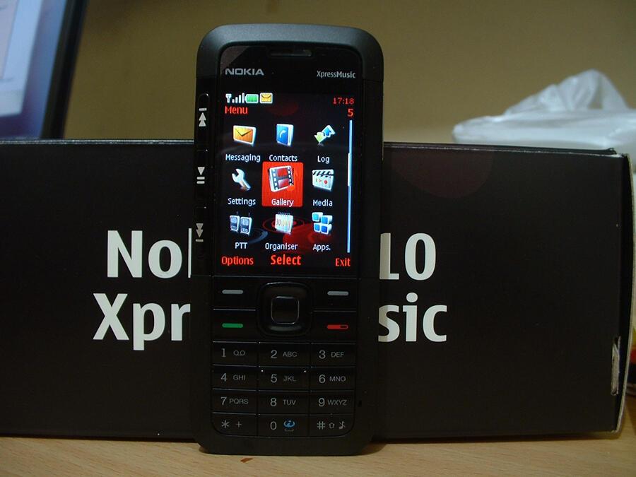 Nokia 6300 dan 5310 Harga butuh