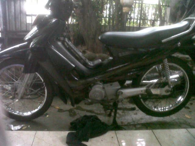 SMASH 110 CC TAHUN 2004 (JAKARTA-BEKASI)
