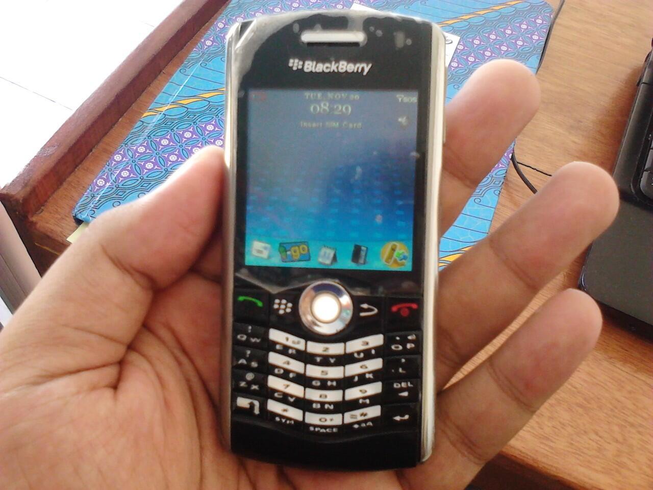 JUAL BB 8120 GSM MURAH BARU 1 BULAN BELI
