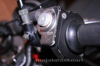 DIJUAL MOTOR YAMAHA FORCE ONE TAHUN 97 BPKB HILANG 2JT