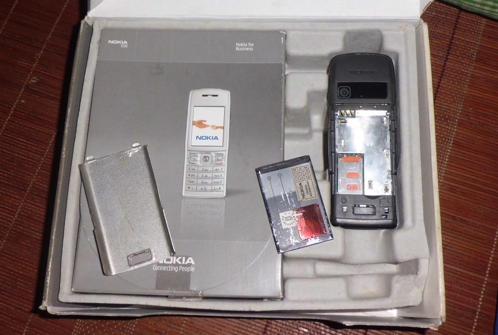 Rare, Kolektor Item Nokia E50