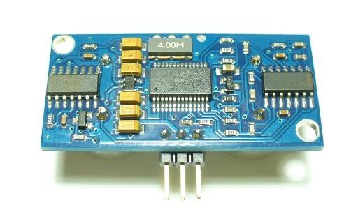 sensor ultra sonic parralax