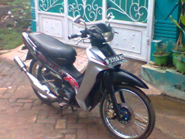 Yamaha F1ZR th.2001 FULL CLOTH mulus ( BU )