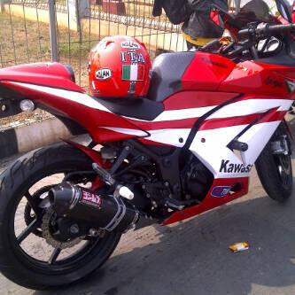Kawasaki Ninja OK bgt