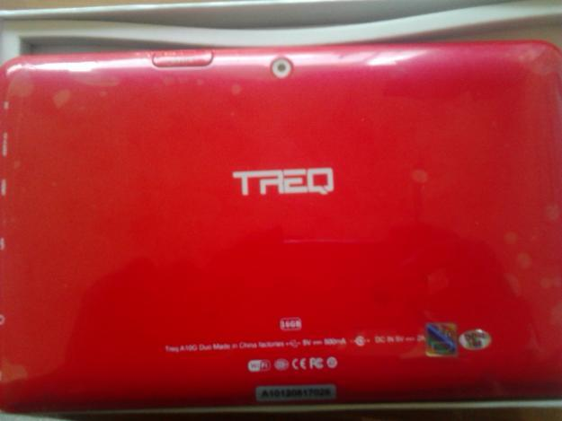 tablet pc epad apad ipad mid merk TREQ A10G DUO 8GB. CALL + SMS. ANDROID 4.0 ( ICS )