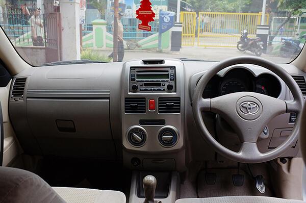 Toyota Rush Type G M/T 2007 Mulus 95%
