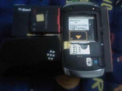 blackberry 9360 appolo hitam masih grs resmi SS jogja