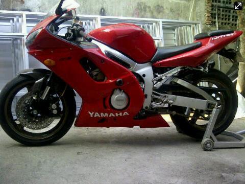 WTS Yamaha R6 th 2003