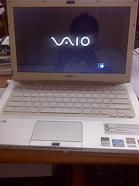 laptop sony mulus