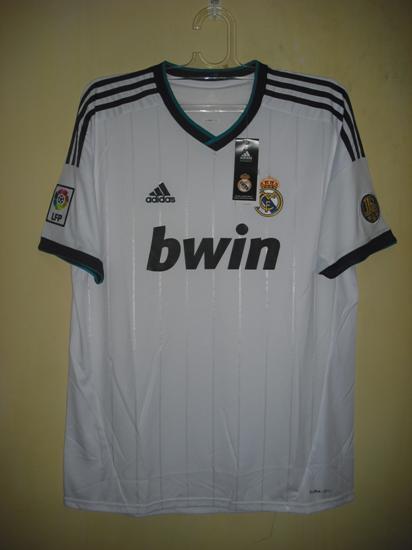 Jersey Grade ORI Club 2012-2013 Madrid,Chelsea,Barcelona,City DLL Jersey Club Murahh