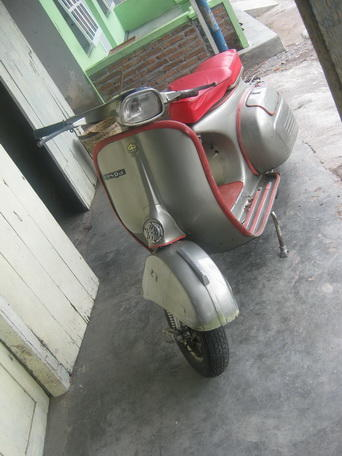 for sale vespa sprint thn.74