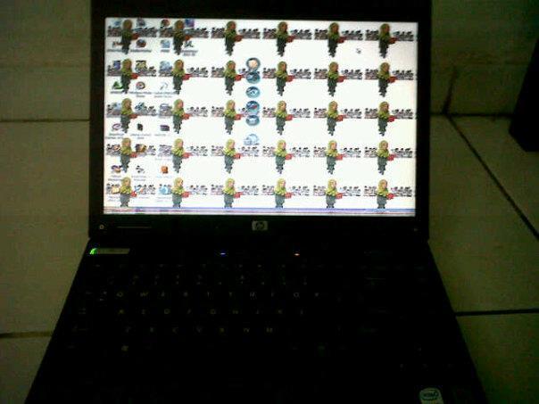 WTS HP COMPAQ NC6400 BEKAS MURAH