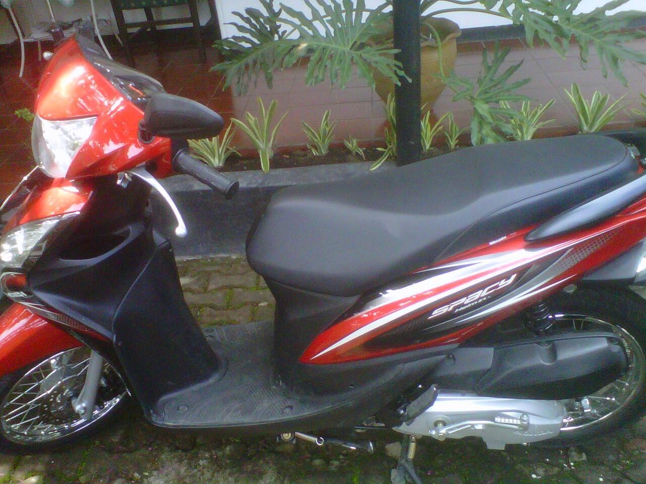WTS Honda Spacy 2011 LOW kilometer