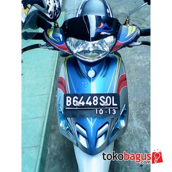 Yamaha Mio Airbrush Tahun 2008