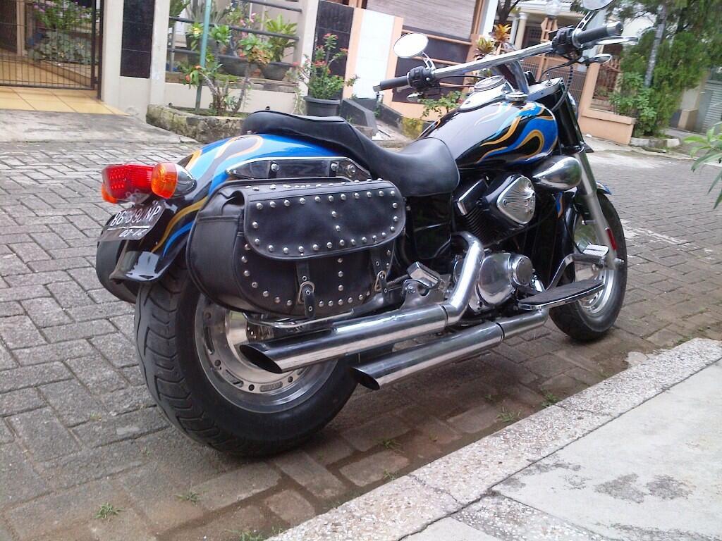 Ruby 400 cc with V-belt