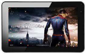 Tablet PC Merk TREQ A10 VIEW, DUAL CAMERA, CAPACITIVE
