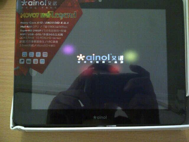 Ainol Novo Legend, stok banyak cuma 875rb...+bonus