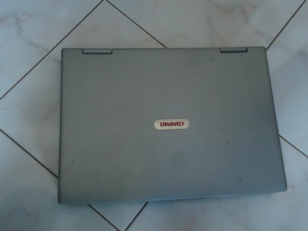 notebook LAPTOP COMPAQ