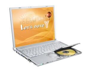 Laptop ex-Jepang PANASONIC