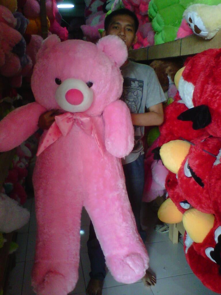 Boneka Bear Super Duber Jumbo Murah kualitas teratas harga kaki lima
