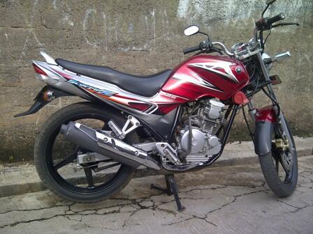Yamaha Scorpio