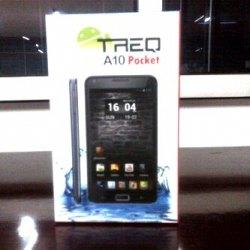 TREQ A10P POCKET 2 (REPLIKA SAMSUNG GALAXY NOTE) GAME 3D, OFFICE, Android 4.0 ( ICS )