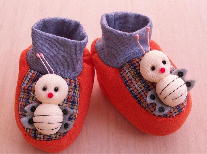 Sepatu Bayi Baru Lahir / New Born